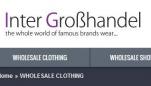 Inter-grosshandel clothing online
