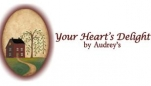 Your Heart's Delight by Audrey's