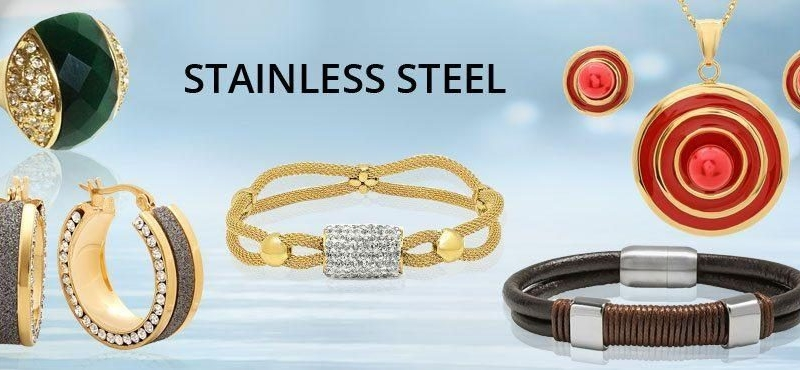 Wholesale Stainless Steel Jewelery