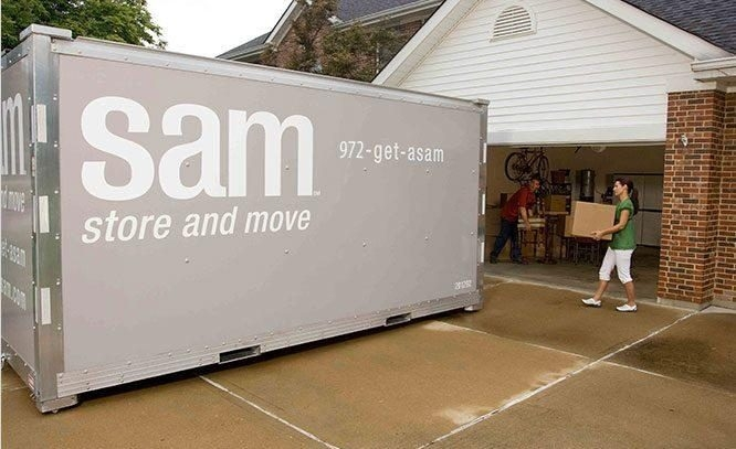 Sam Store and Move