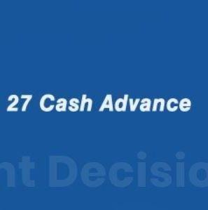 27 Cash Advance