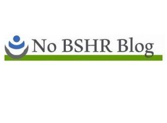 No BSHR Blog