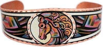 Western Horse Jewelry Bracelets