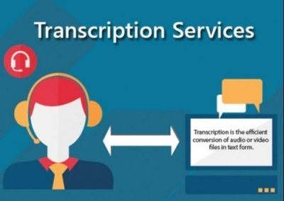 Transcription Services US - Texas
