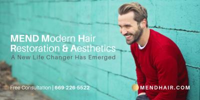 MEND Modern Hair Restoration and Aesthetics