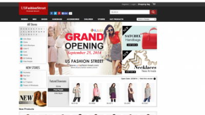Coming Soon for Grand Opening Where the Global Off Price Fashion Industry Connects
