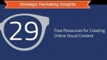 29 Free Resources for Creating Online Visual Content