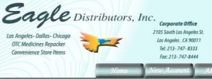 Eagle Distributors Inc.
