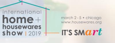 international home + housewares show 2019