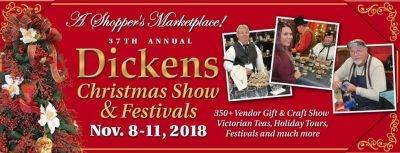 Dickens Christmas Show & Festivals